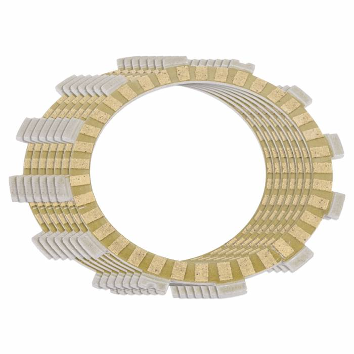 Caltric - Caltric Clutch Friction Plates FP173*7