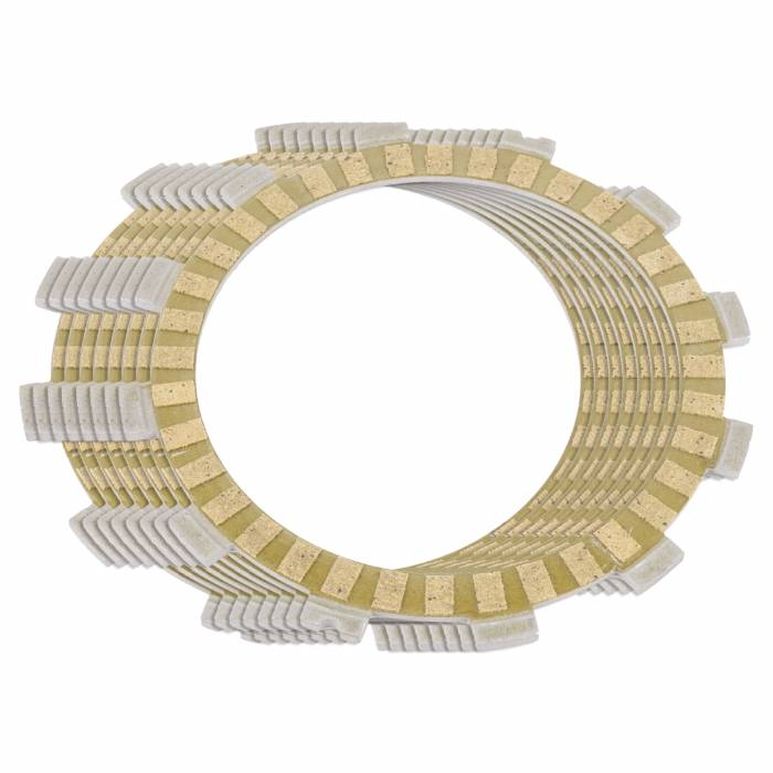 Caltric - Caltric Clutch Friction Plates FP173*8
