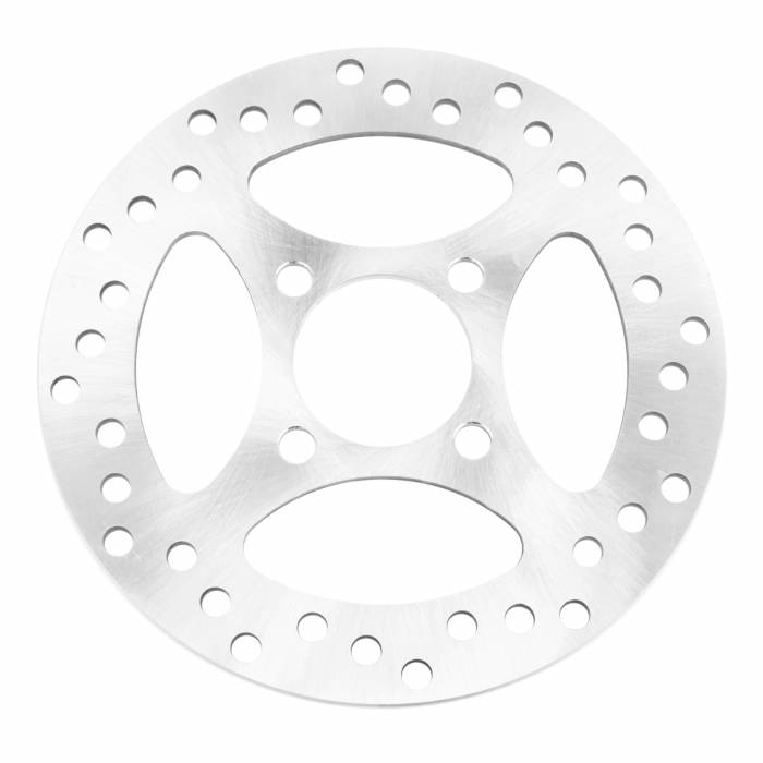 Caltric - Caltric Rear Disc Brake Rotor DS116