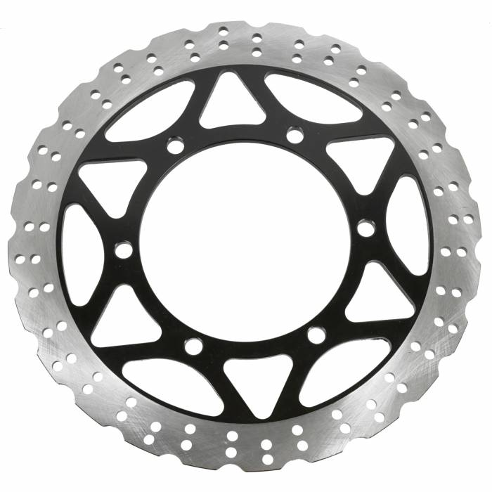 Caltric - Caltric Front Disc Brake Rotor DS122