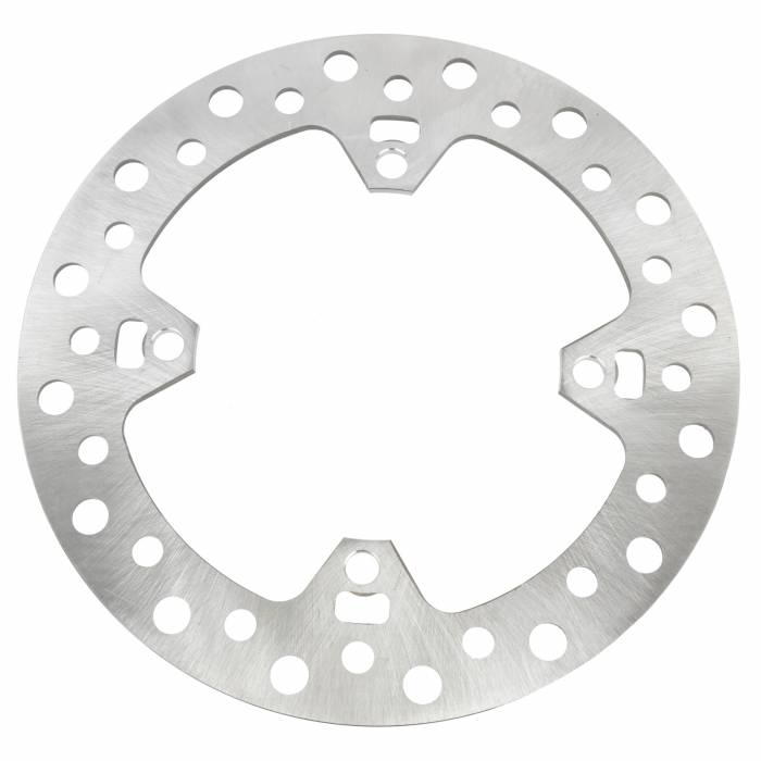 Caltric - Caltric Rear Disc Brake Rotor DS124