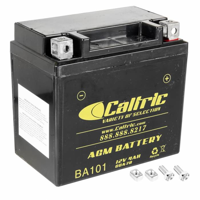 Caltric - Caltric Battery BA101-2
