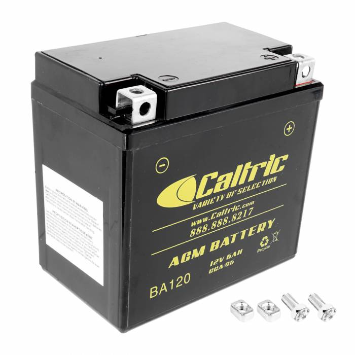 Caltric - Caltric Battery BA120-2