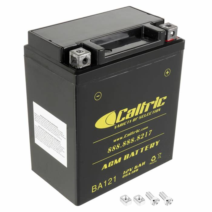 Caltric - Caltric Battery BA121-2