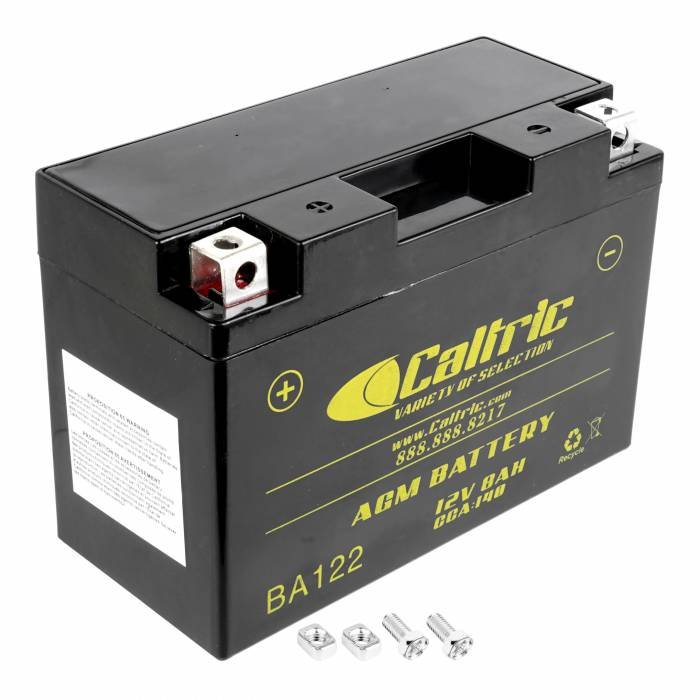 Caltric - Caltric Battery BA122