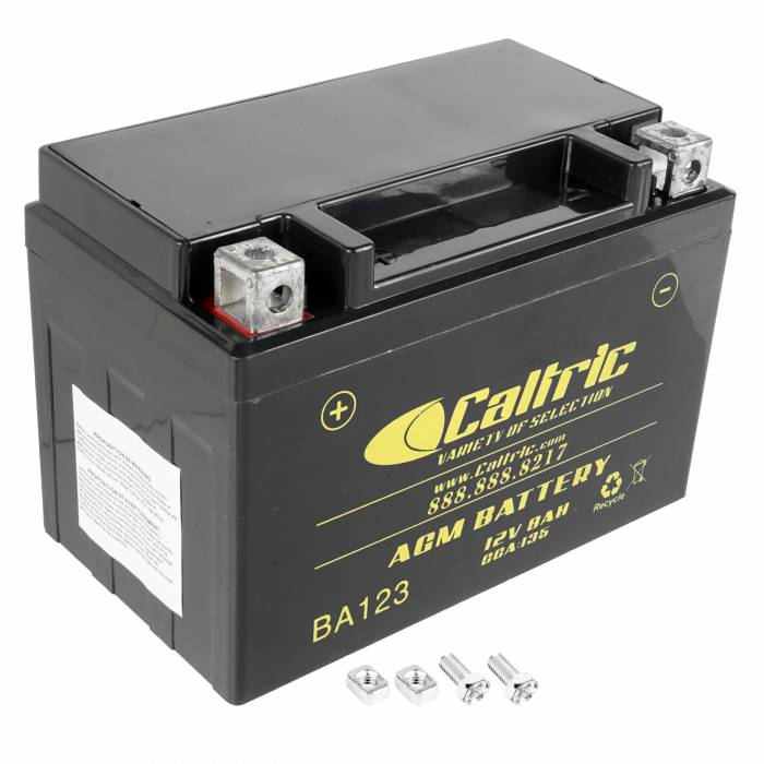 Caltric - Caltric Battery BA123-2