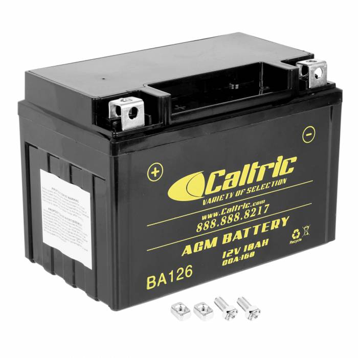 Caltric - Caltric Battery BA126