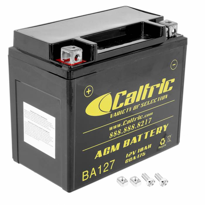 Caltric - Caltric Battery BA127-2