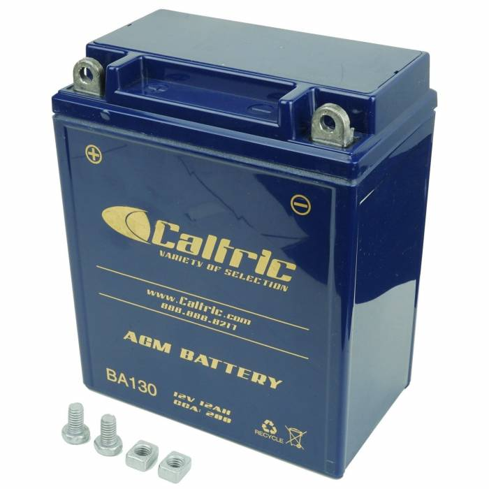 Caltric - Caltric Battery BA130