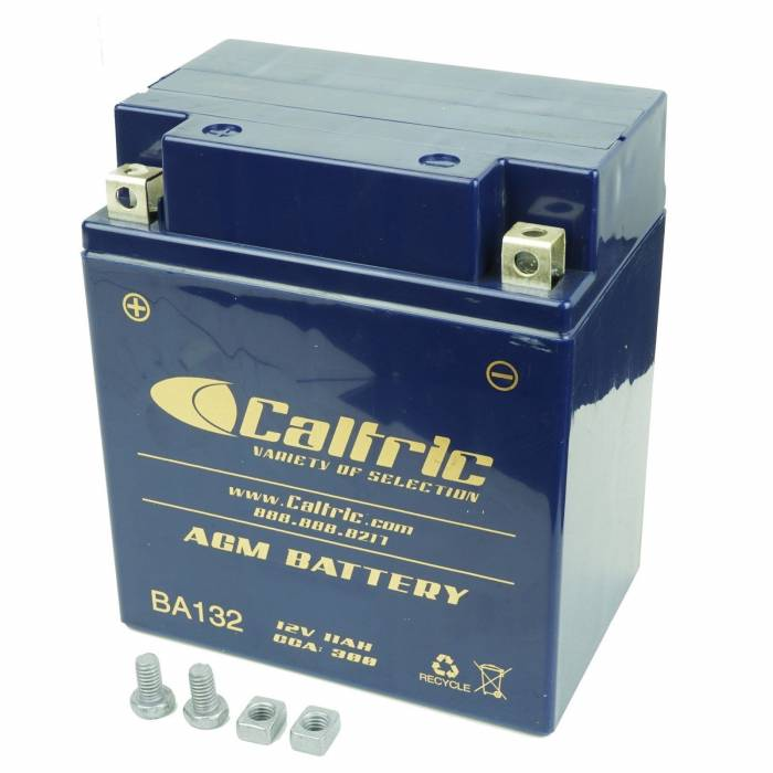 Caltric - Caltric Battery BA132