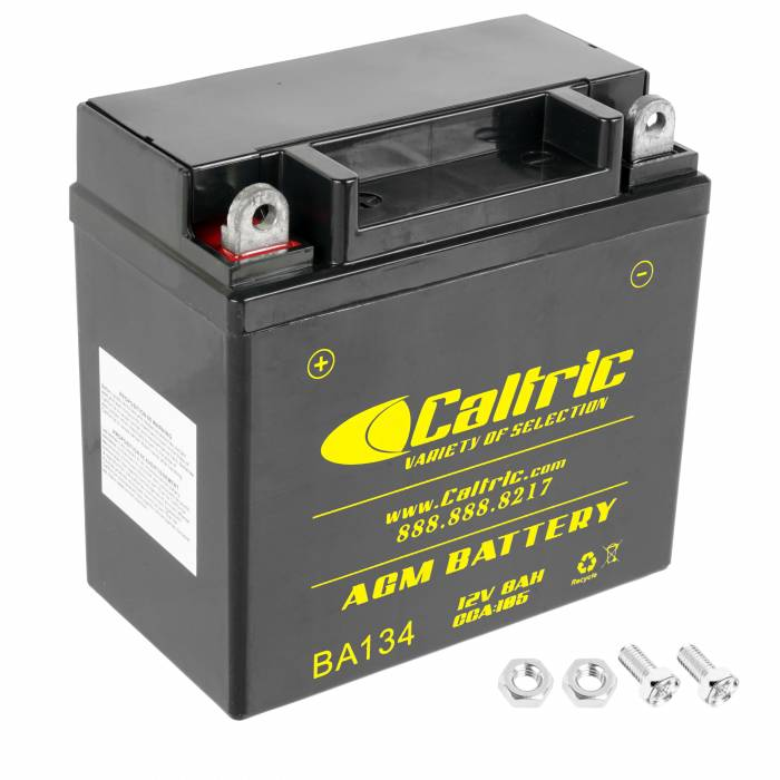 Caltric - Caltric Battery BA134