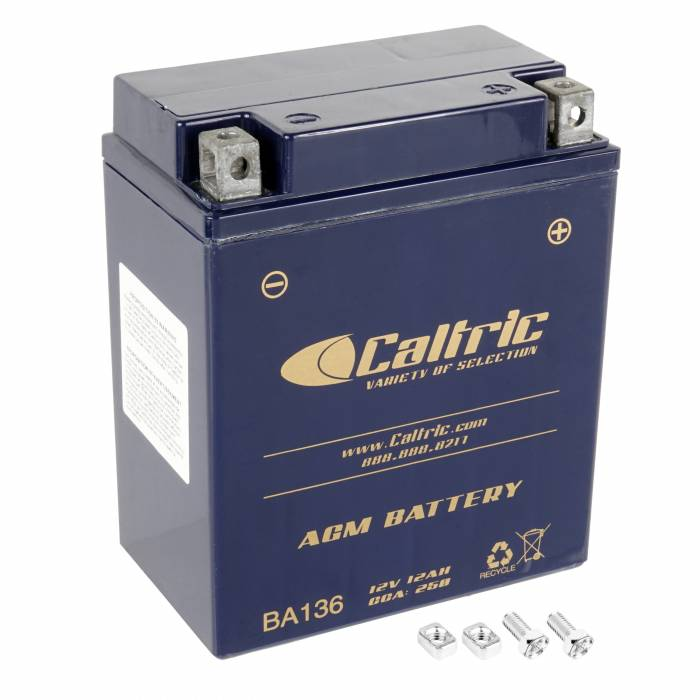 Caltric - Caltric Battery BA136