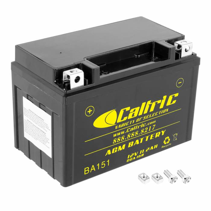 Caltric - Caltric Battery BA151