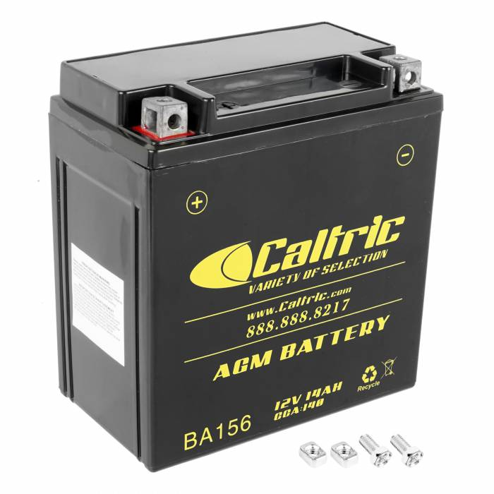 Caltric - Caltric Battery BA156-2