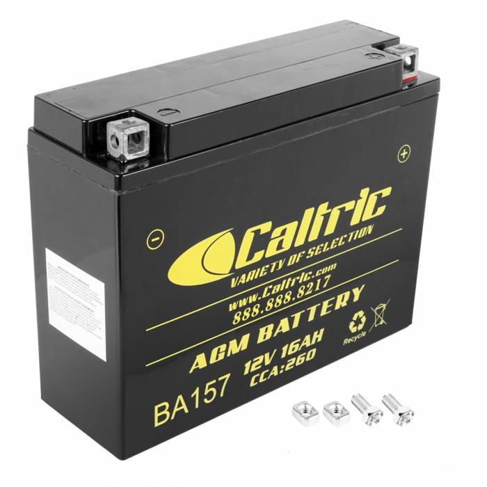 Caltric - Caltric Battery BA157