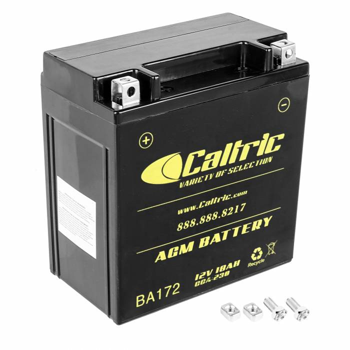 Caltric - Caltric Battery BA172