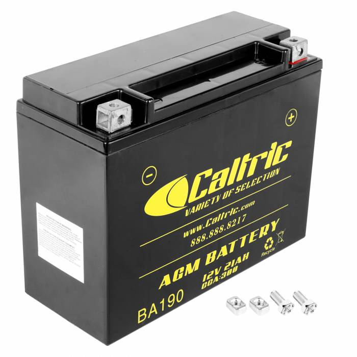 Caltric - Caltric Battery BA190