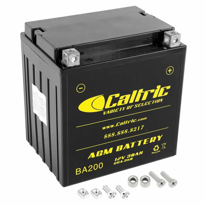 Caltric - Caltric Battery BA200