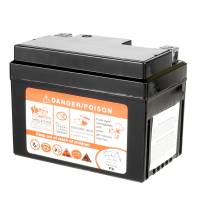 Caltric - Caltric Battery BA100-2 - Image 2