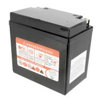 Caltric - Caltric Battery BA120-2 - Image 2