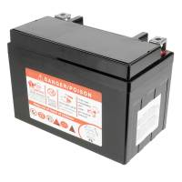 Caltric - Caltric Battery BA123-2 - Image 2