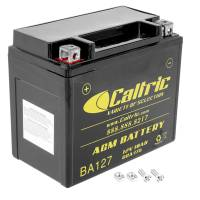 Caltric - Caltric Battery BA127 - Image 1