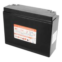 Caltric - Caltric Battery BA157 - Image 2