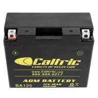 Caltric - Caltric Battery BA125 - Image 3